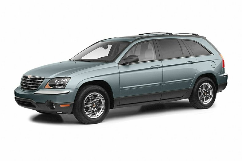 Каталог запчастей Chrysler Pacifica