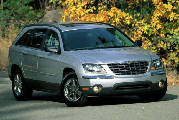 Запчасти Chrysler Pacifica
